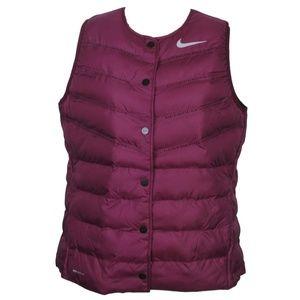 Nike Aeroloft Womens Size Large Vented Vest